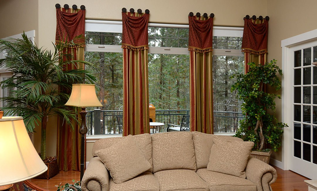 Interior Design Blinds Shades Shutters in Monument CO