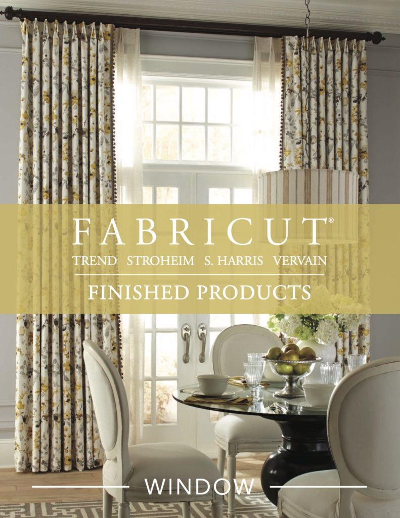 Fabricut Finished Products Drapery Amp Curtains In