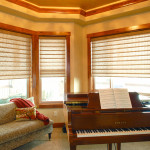 Window Coverings, Roman Shades, Window Coverings, Interior Design, Window Treatments