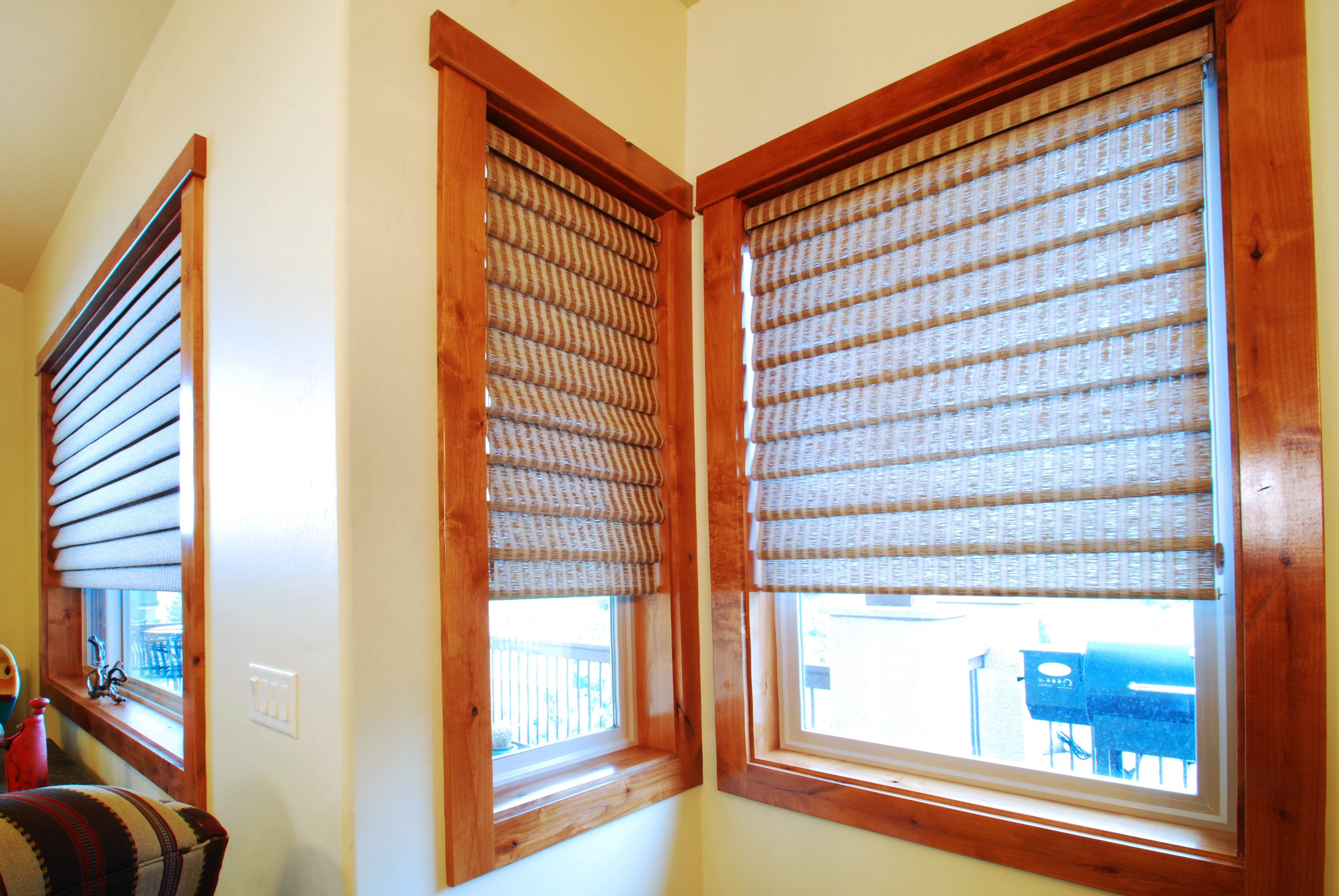 Interior Design Blinds Shades & Shutters in Monument CO