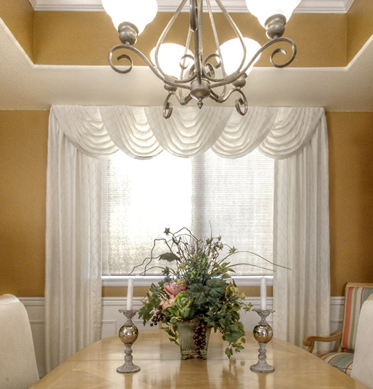 Custom Drapery Window Treatments Amp Curtains In Monument Co